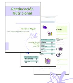 Reeducación nutricional